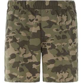 The North Face Class V Pull On Trunk Shorts Herrer, burnt olive green ponderosa print